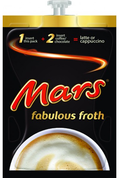 Mars Fabulous Froth